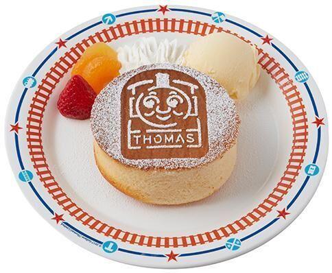 富士急ハイランドに、トーマスとなかまたちに会えるレストラン「トーマスレストラン」がオープン
