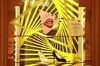 Perfumeが詰まった「ダンスヒール」、新宿伊勢丹で販売開始!