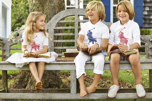 子供達の識字率向上を目的とした「ラルフ ローレン チルドレンズ リテラシー コレクション」