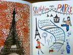 パリを愛する世界のイラストレーターたちによる作品集【嶋田洋書オススメBOOK】