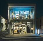 ショッピングをライブに楽しむ、ヴェルサスヴェルサーチ国内初直営店オープン