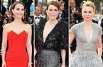"""【カンヌ国際映画祭】豪華女優のドレスに注目。レッドカーペッドで""""美の競演"""""""