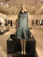 ドレスキャンプ岩谷俊和がTO BE CHICで初コレクション、三陽商会15-16AW展示会で発表