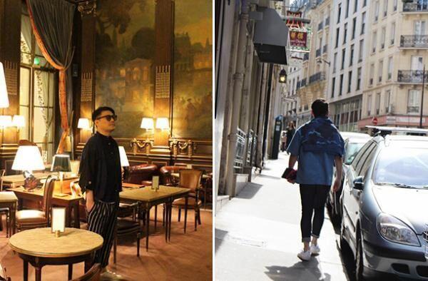 原点の地・パリを訪れた、丸山敬太/「another sky-アナザースカイ-」