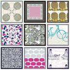 ミントデザインズ、新宿伊勢丹でスカーフ展。アーカイブ柄のドレス、カーディガンなども販売