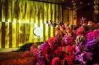 資生堂、改築前のホテルオークラでパーティー開催。チームラボのプロジェクションマッピングも登場