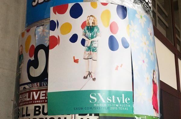 今年3月、テキサス州オースティンで開催されたSXSWに、遂にファッション×テックの未来を発信するカテゴリーができた
