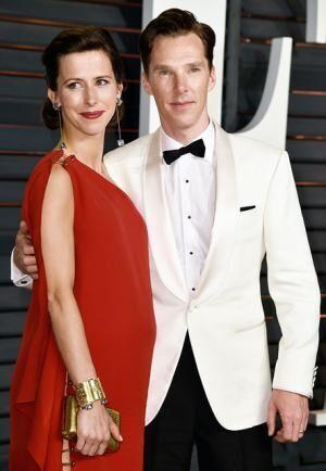 ベネディクト・カンバーバッチ&妻のソフィー・ハンターに第1子誕生/(C) Getty Images