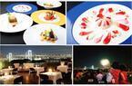 東京湾花火を見ながらオープンテラスでディナー、お台場で1日限りの特別企画