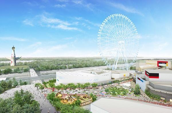 日本最大級の大型複合施設「エキスポシティ」が大阪・吹田市の万博記念公園にオープン