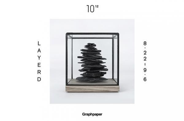 テラの企画展「LAYERD」がグラフペーパーにて開催