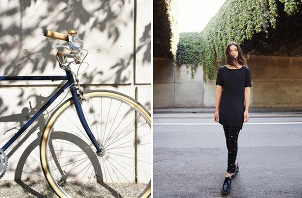 ハイセンスなサイクリングファッションを提案する「URBAN PARK」が伊勢丹新宿店にて開催