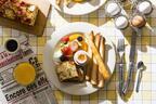 """シンプルだけど美味しい""""フランスの朝ごはん""""、世界朝食レストランの新メニュー"""