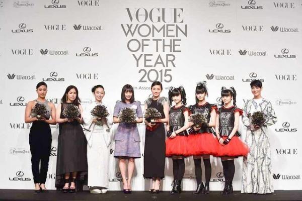 VOGUEが選ぶ今年の女性に、sacai阿部、mame黒河内、ダンサー菅原小春らが輝く