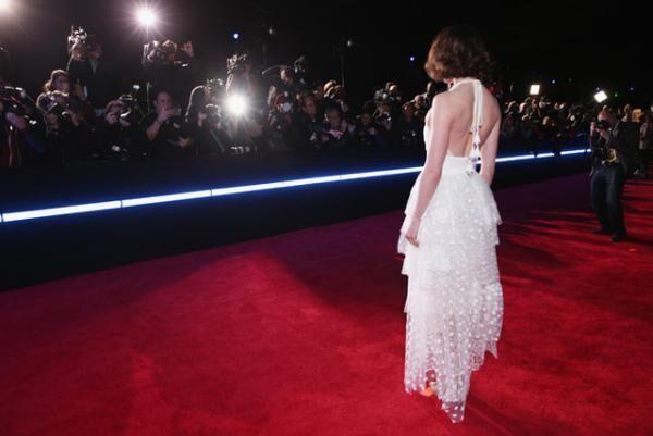 女優 デイジー・リドリー@映画『スターウォーズ/フォースの覚醒』ワールドプレミア