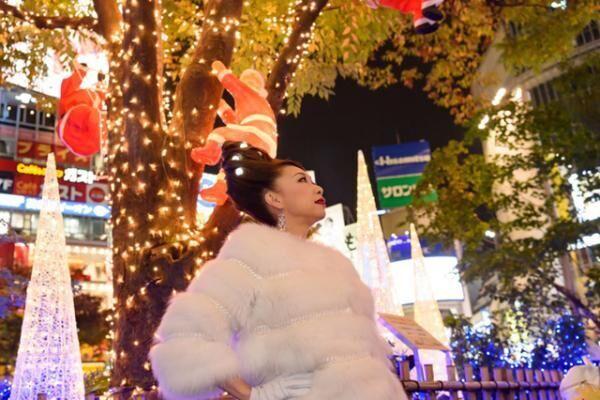 サンタクロースをモチーフにしたクリスマス企画「渋谷サンタフェスティバル」が開催