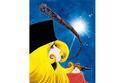 新宿伊勢丹の2016年夢袋、1名限定で松本零士が『銀河鉄道999』であなたを描いてくれる!