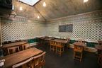 レトロなタイルが一面に広がる。大正時代の銭湯をリノベーションしたカフェ【京都の旅】