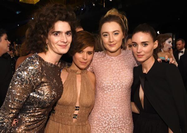 Gaby Hoffmann, Kate Mara, Saoirse Ronan and Rooney Mara