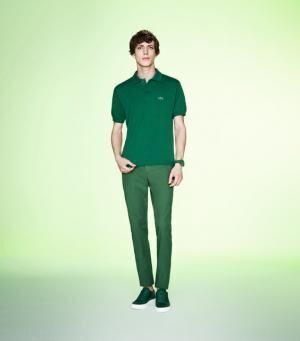 ラコステがポロシャツ「L.12.12」からインスピレーションを得たフットウエアコレクションを発売