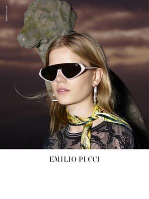 エミリオ・プッチの16SSコレクションの広告キャンペーン