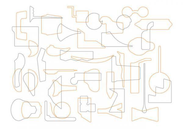 雑貨展グラフィック(デザイン: 葛西 薫)