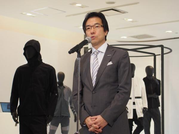 日本マイクロソフト株式会社代表執行役会長・樋口泰行氏