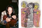 コム デ ギャルソン・シャツ16-17AWにも作品が起用された、気鋭美術家・安野谷昌穂のトークショーが代官山 蔦屋書店で開催
