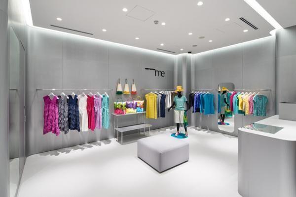 me ISSEY MIYAKEが新店舗を東京・南青山にオープン