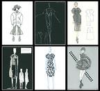 """""""いま""""と""""みらい""""のデザイナーが伊勢丹のために作るリトルブラックドレス。""""みらい""""デザイナーは文化学生からコンペで選出"""