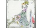 新宿伊勢丹で宇野亞喜良展、ナウシカの原案「虫めずる姫」など新作原画を公開。宇野のサイン会も