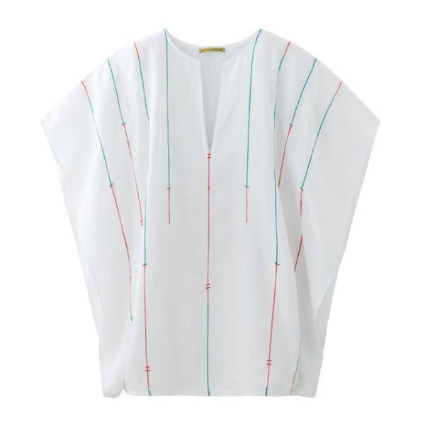 ハウスドレス/白(3万6,000円)