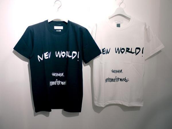 コラボレーションTシャツ