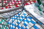 """フォンダシオン ルイ・ヴィトンで、ダニエル・ビュランの芸術作品""""12枚の帆""""を期間限定で展示"""