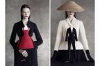 ディオールの軌跡をミニチュアドレスで辿る、「ル・テアトル・ディオール」展が大阪で開催