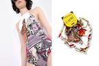 エミリオ・プッチ、新宿伊勢丹でビーチコレクション「カプリ」を先行発売。スイムウエアやスカーフなど