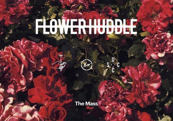 花にまつわる作品を紹介する「FLOWER HUDDLE」展が開催