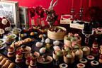 アリスのデザート&点心ランチがヒルトン東京で開催。不思議の国へと導く白ウサギの海老蒸し餃子など登場