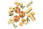 """フレデリック・カッセル、""""柑橘""""がテーマのスイーツ4種を10月限定で提供"""