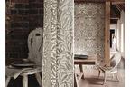 ウィリアム・モリスのデザインが新作として甦る。モリス没後120年を記念した特別展が代官山で開催