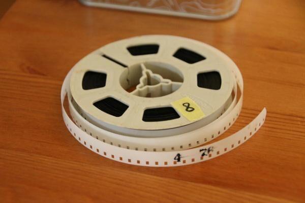 8ミリフィルム