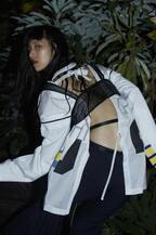 【ルック】ファセッタズム17SSウィメンズコレクション