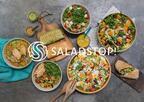 シンガポール発サラダ専門店サラダストップ!が日本初上陸。国産野菜で自分だけのオリジナルサラダを