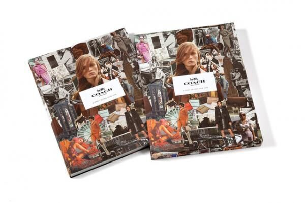コーチがブランド創立75周年を記念して書籍『COACH:A STORY OF NEW YORK COOL』(1万4,000円)を発売