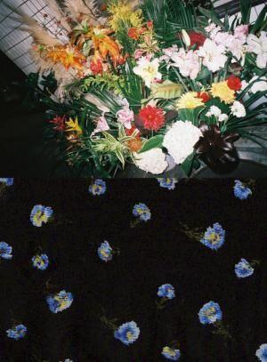 アキコアオキとケイスケヨシダが表参道 ロケットにて17SSコレクションの合同展示会を開催