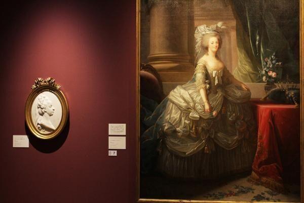 「ヴェルサイユ宮殿《監修》 マリー・アントワネット展 美術品が語るフランス王妃の真実」