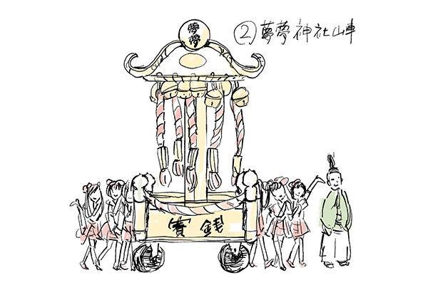 「夢夢(ゆめゆめ)神社」
