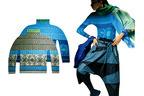 ミー イッセイ ミヤケの2016秋冬コレクションは、旅の持ち歩きにもぴったりのコンパクトな服
