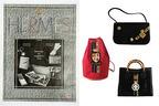エルメスなどヴィンテージバッグにコラージュ、パスザバトン京都祇園店でディラン・リューがイベント