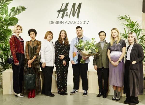 H&M Design Award 2017の優勝者は、イギリス出身のリチャード・クインに決定